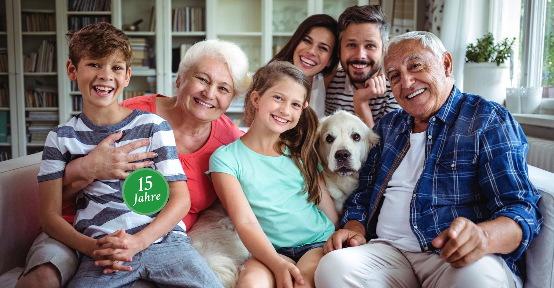 Hauswirtschaft für die ganze Familie, Senioren und Singles seit 15 Jahren